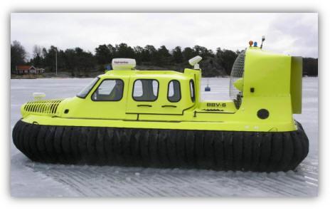 Ivanoff Hovercraft AB | BBV-6